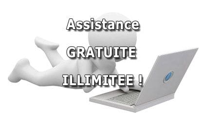 sites internet Roanne :assistance incluse illimitée